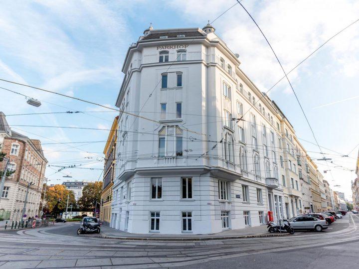 Fassadensanierung Altbau in Wien Währing