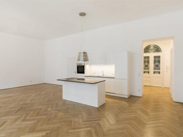 Sanierung Wohnung in Wien Innere Stadt