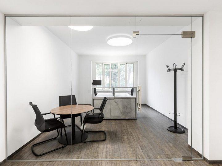 Umbau Büro in Wien Landstrasse